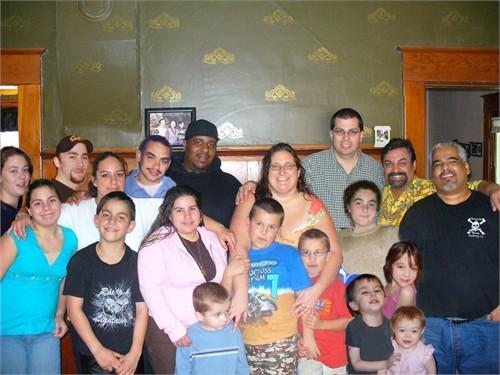 Chavez-Glica Herrera-Arroyo Hernandez Family