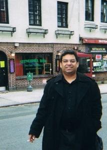 James at the Stonewall Inn