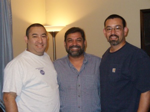 The Arroyo Brothers - Eric, James and Mark