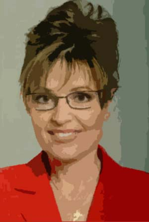 Governor Sarah Palin (R) Alaska (for now)
