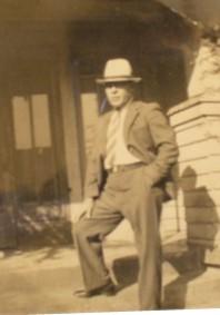 Lorenzo Herrera Leal, New Almaden, Santa Clara County, California